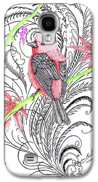 Red Robin Galaxy S4 Case
