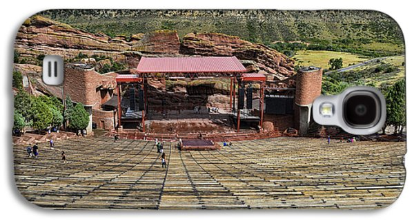 Red Rocks Ampitheatre Colorado - Photography Galaxy S4 Case