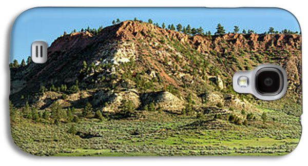 Red Roof Butte Galaxy S4 Case
