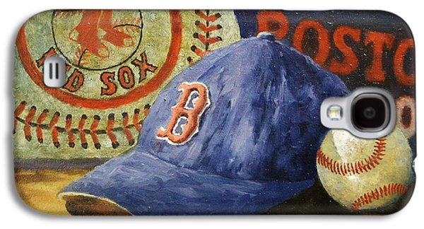 Red Sox Nation Galaxy S4 Case by Gary Shepard
