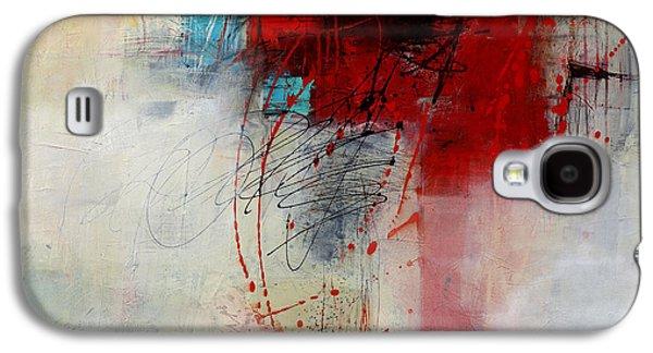 Red Splash 1 Galaxy S4 Case