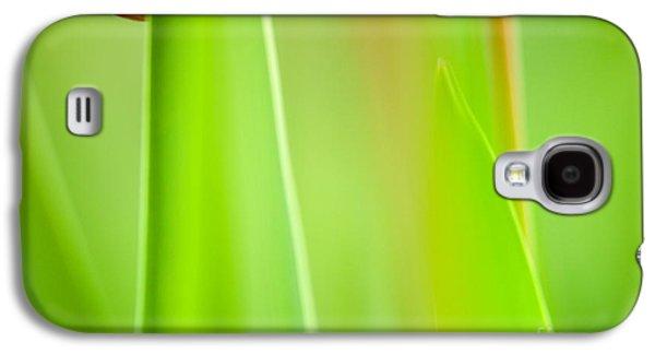 Red Tulip Galaxy S4 Case