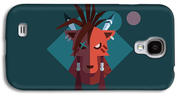 Red Xiii Galaxy S4 Case by Michael Myers