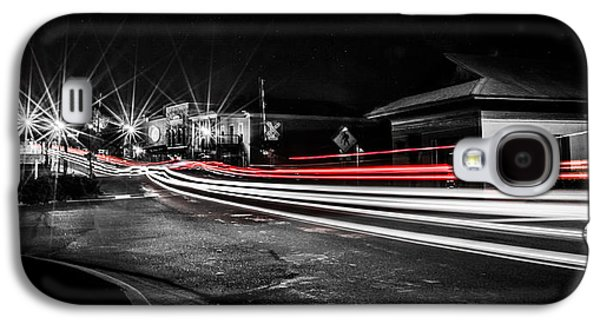 Reds In Downtown Helena Galaxy S4 Case by Parker Cunningham