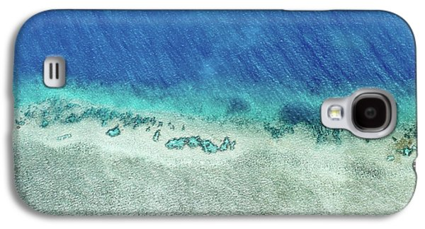 Helicopter Galaxy S4 Case - Reef Barrier by Az Jackson