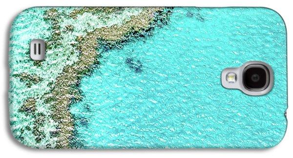 Reef Textures Galaxy S4 Case by Az Jackson