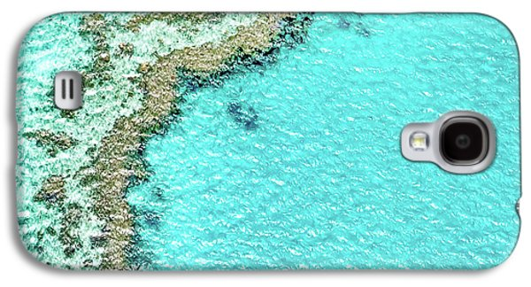 Reef Textures Galaxy S4 Case