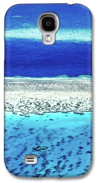 Reefs Edge Galaxy S4 Case by Az Jackson