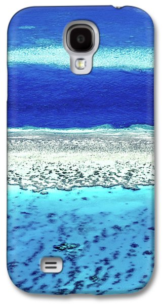 Helicopter Galaxy S4 Case - Reefs Edge by Az Jackson