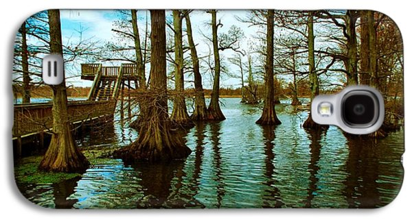 Reelfoot Beauty Galaxy S4 Case by Julie Dant