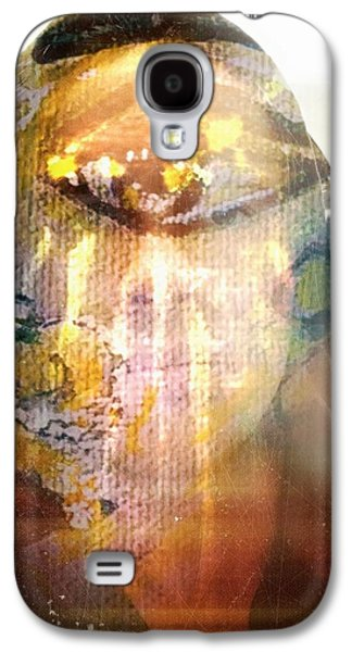 Reflecting Within Galaxy S4 Case by Michael African Visions