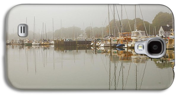 Reflections In The Fog Galaxy S4 Case by Karol Livote