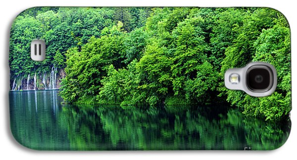 Reflections Of Plitvice, Plitvice Lakes National Park, Croatia Galaxy S4 Case