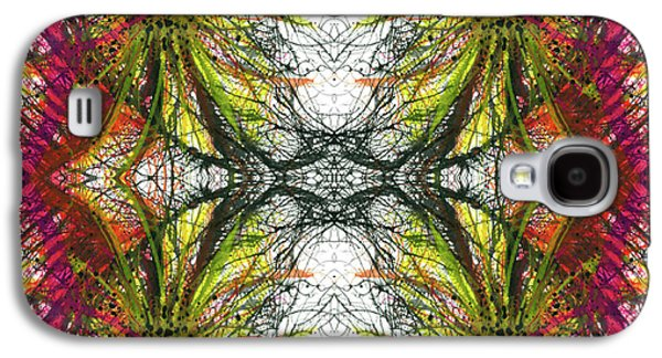 Reflections Of The Inner Light #1513 Galaxy S4 Case