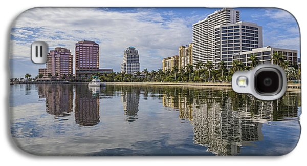 Reflections Of West Palm Beach Galaxy S4 Case