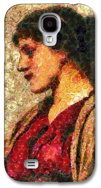 Regrets - Abstract Realism Galaxy S4 Case by Georgiana Romanovna
