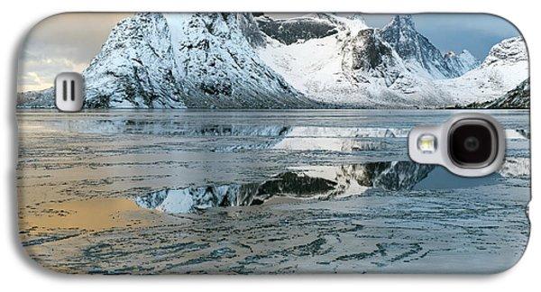 Reine, Lofoten 5 Galaxy S4 Case