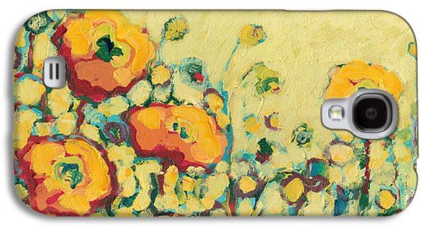 Reminiscing On A Summer Day Galaxy S4 Case by Jennifer Lommers
