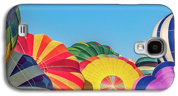 Reno Balloon Races Galaxy S4 Case