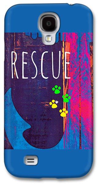 Rescue Anchor Galaxy S4 Case