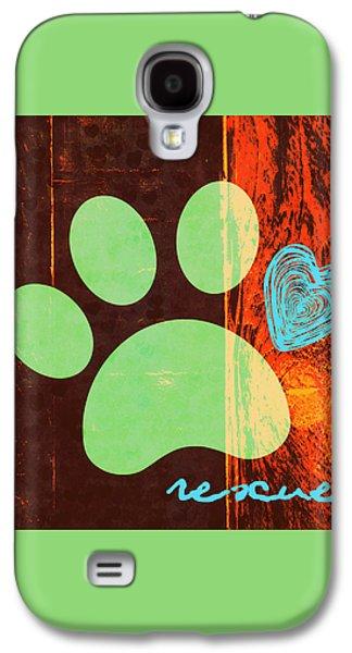 Rescue Paw 1 Galaxy S4 Case