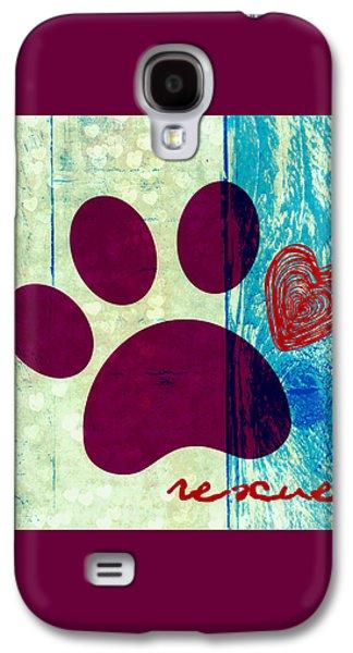 Rescue Paw 2 Galaxy S4 Case