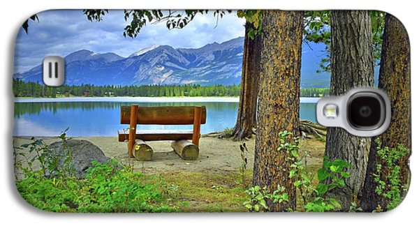Resting Place At Lake Annette Galaxy S4 Case by Tara Turner