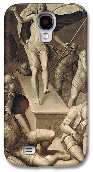 Resurrection Of Christ Galaxy S4 Case by Italian School