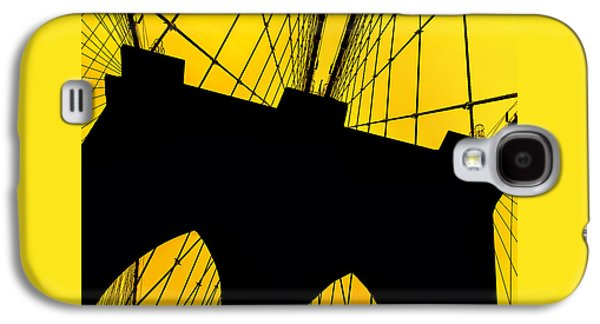 Retro Arches Galaxy S4 Case by Az Jackson
