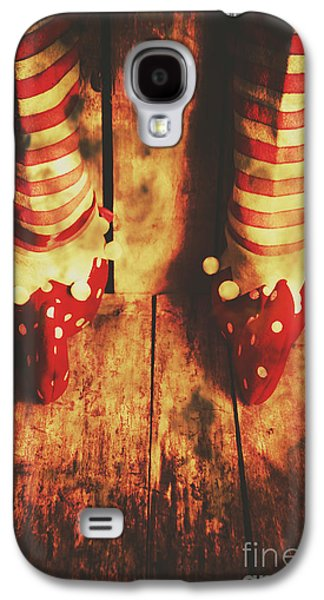 Retro Elf Toes Galaxy S4 Case by Jorgo Photography - Wall Art Gallery