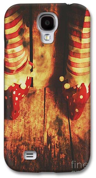Retro Elf Toes Galaxy S4 Case by Jorgo Photography - Wall Art Gallery