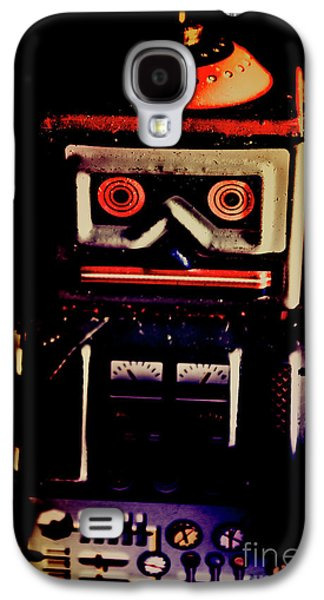 Retro Mechanical Robotics Galaxy S4 Case by Jorgo Photography - Wall Art Gallery