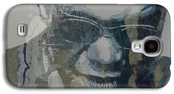 Retro / Ray Charles  Galaxy S4 Case by Paul Lovering