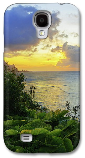 Return Galaxy S4 Case by Chad Dutson
