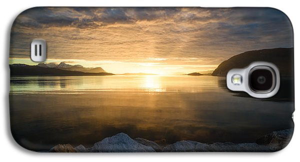 Return Of The Sun Galaxy S4 Case by Tor-Ivar Naess