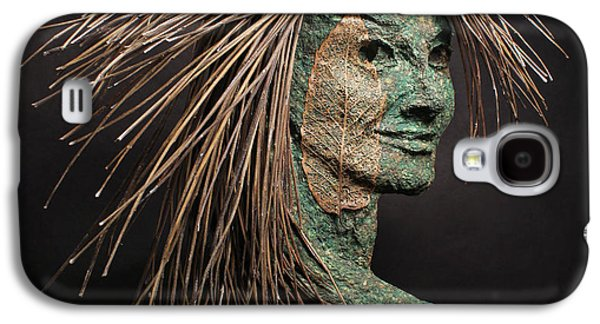Relief Sculpture Reliefs Galaxy S4 Cases - Revealed Galaxy S4 Case by Adam Long