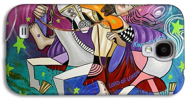Revelation 19 11-16 Galaxy S4 Case by Anthony Falbo
