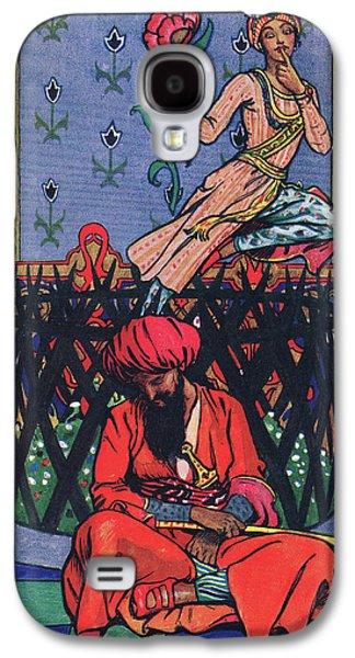 Reverie Of Ormuz The Persian Galaxy S4 Case by John Byam Liston Shaw