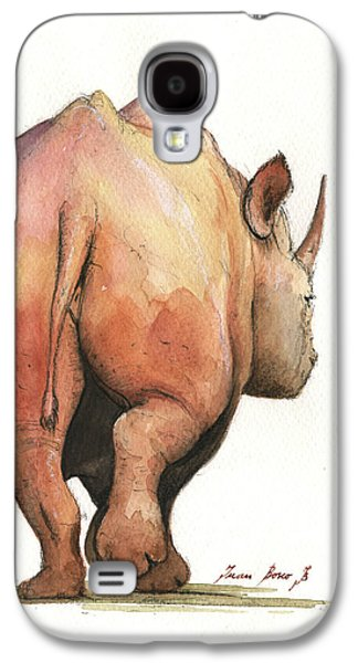 Rhino Back Galaxy S4 Case