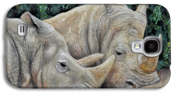 Rhinos Galaxy S4 Case