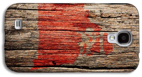 Rhode Island 7a Galaxy S4 Case by Brian Reaves