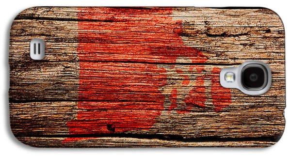 Rhode Island 7b Galaxy S4 Case by Brian Reaves