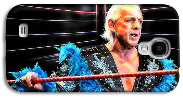 Ric Flair Wrestling Collection Galaxy S4 Case