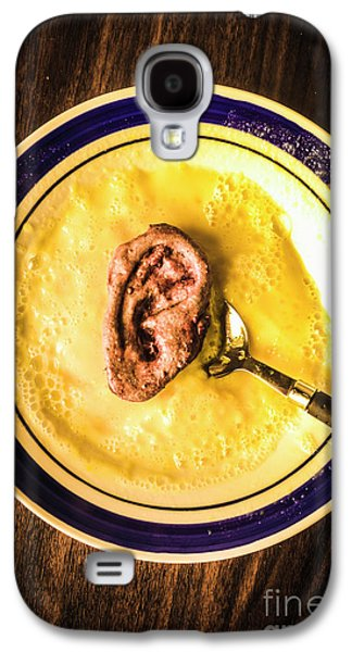 Rich And Creamy, Just The Way I Like It Galaxy S4 Case by Jorgo Photography - Wall Art Gallery