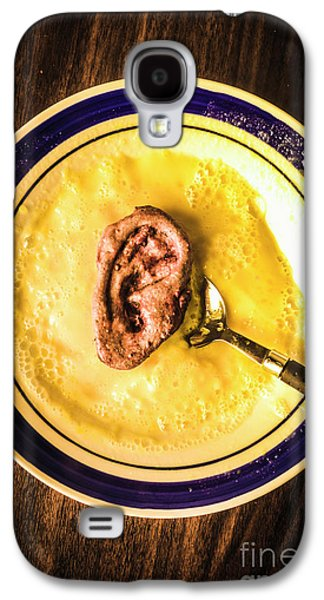 Shock Galaxy S4 Case - Rich And Creamy, Just The Way I Like It by Jorgo Photography - Wall Art Gallery
