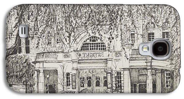 Richmond Theatre London Galaxy S4 Case