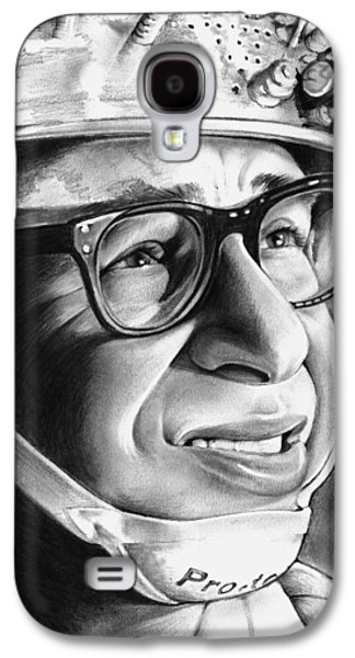 Rick Moranis Galaxy S4 Case by Greg Joens