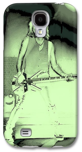 Rick Savage - Def Leppard Galaxy S4 Case