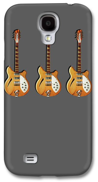 Rickenbacker 360 12 1964 Galaxy S4 Case by Mark Rogan