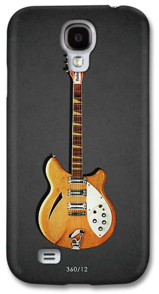Jazz Galaxy S4 Case - Rickenbacker 360 12 1964 by Mark Rogan